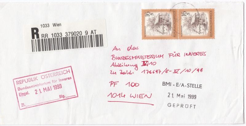 Postüberwachung mit Röntgenscannern  21_05_10
