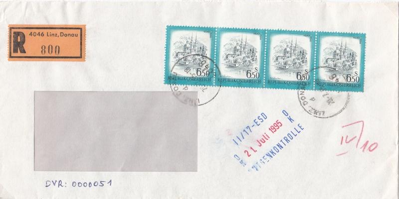 Postüberwachung mit Röntgenscannern  21_07_11