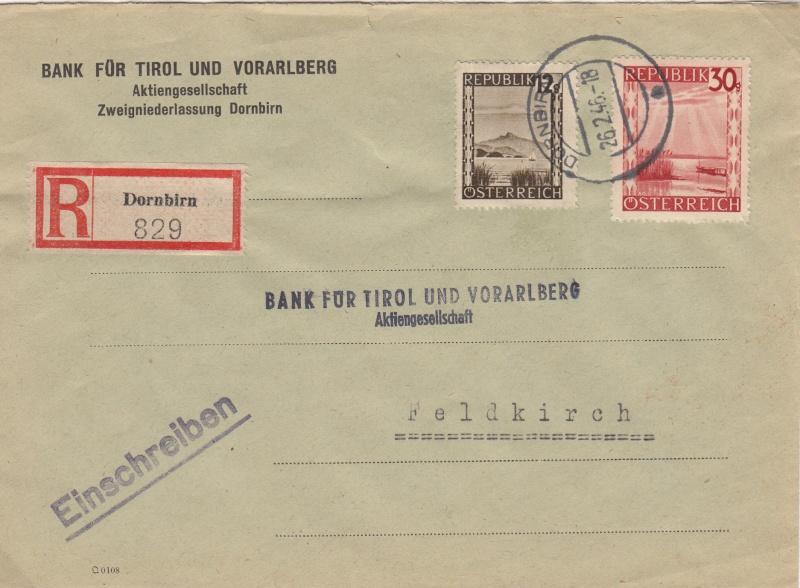 Briefe / Poststücke österreichischer Banken - Seite 2 Img14