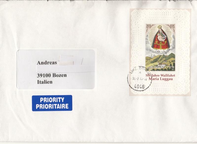 Sammlung Bedarfsbriefe Österreich ab 1945 - Seite 5 Img15