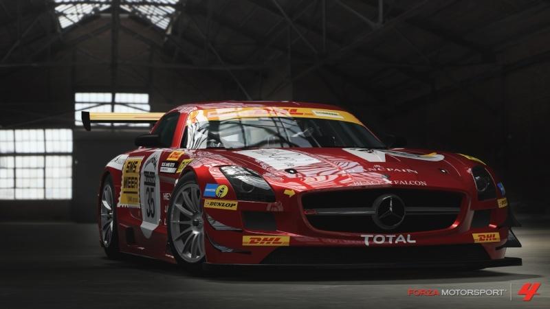 demande de livrée mercedes SLS GT3 Forza-10