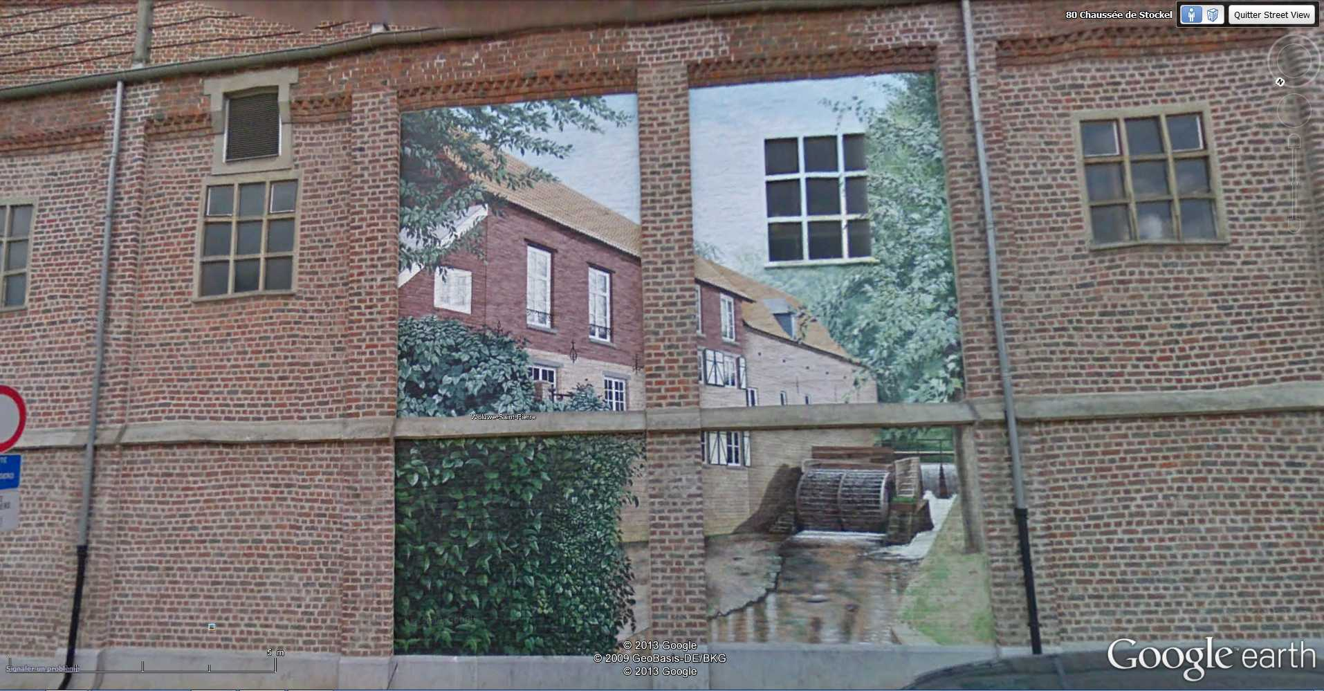 STREET VIEW : les fresques murales - MONDE (hors France) - Page 13 2013-014