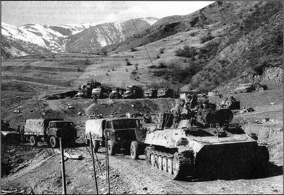 Diorama au 01/05/21 [Afghanistan 1980 2/2] 118
