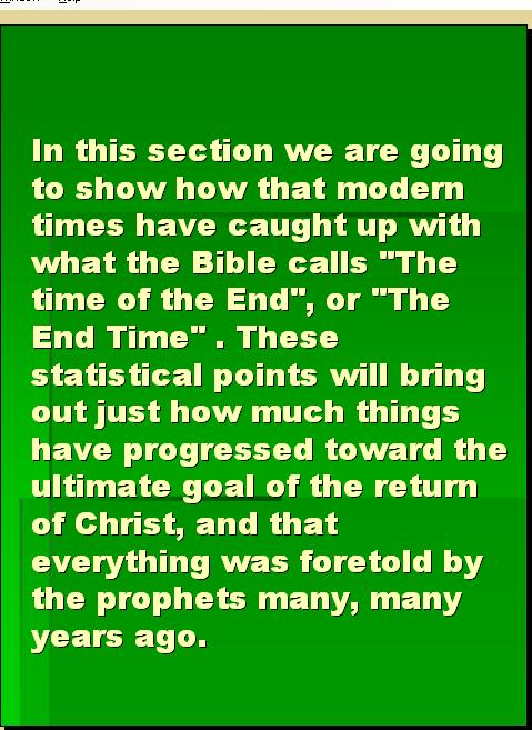 INTRODUCTION: WHY LOOK INTO THE BIBLICAL SIGNIFICANCE OF WHAT'S HAPPENING TODAY? Pnypd_38