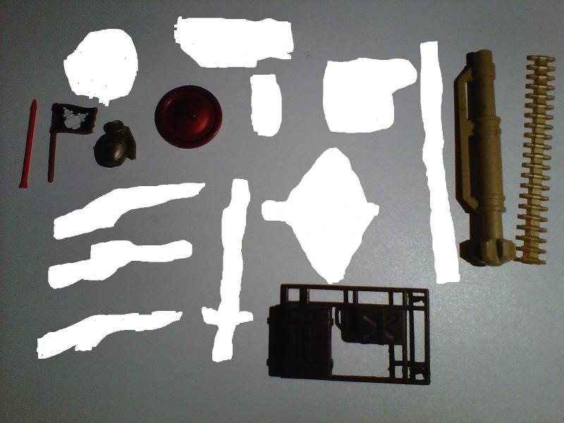 Help me , aidez moi à identifier tout ceci ...merci B10