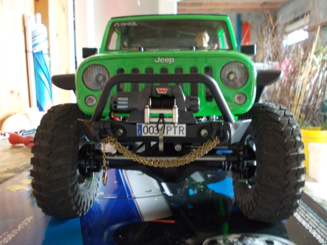Axial scx10 Jeep Wrangler Unlimited Rubicon KIT - Página 4 Dscn1419