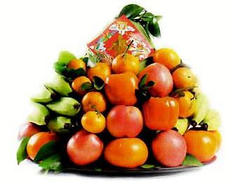 Mâm ngũ quả đẹp cho năm mới sung túc 13410