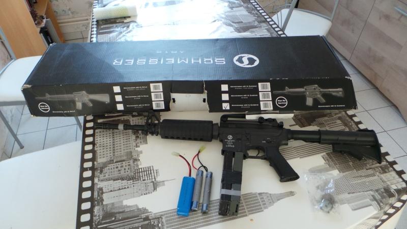 Estimation Colt AR15/M4 01111