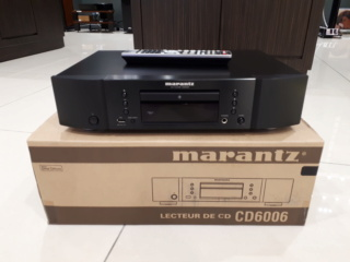 Marantz CD-6006 CD Player (Used) SOLD 20190914