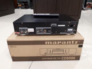 Marantz CD-6006 CD Player (Used) SOLD 20190915