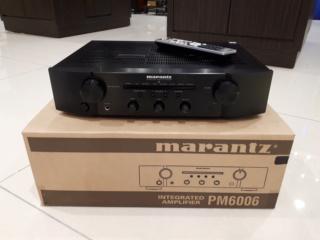 Marantz PM-6006 Integrated Amp (Used) SOLD 20190916