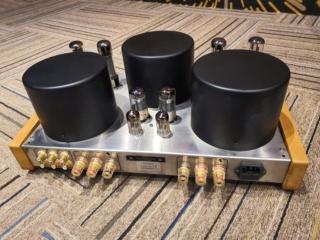 Consonance M100 Plus Tube Amplifier (Used) 20200511