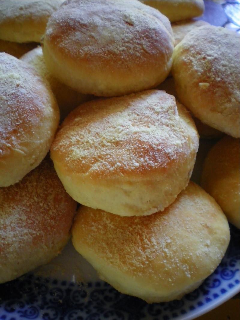 Muffins natures et aux raisins secs.. Imgp0125