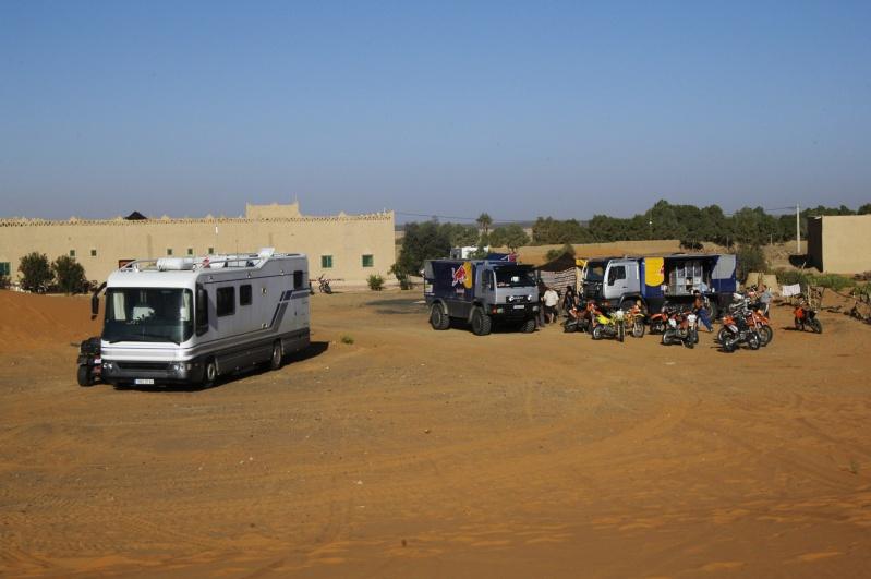 Camping à Merzouga 27510