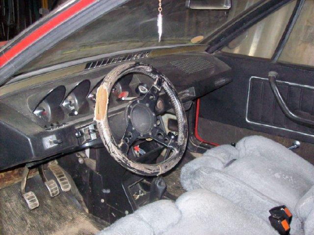 Restauration d'une Renault 17 TL Découvrable de 1973 000410