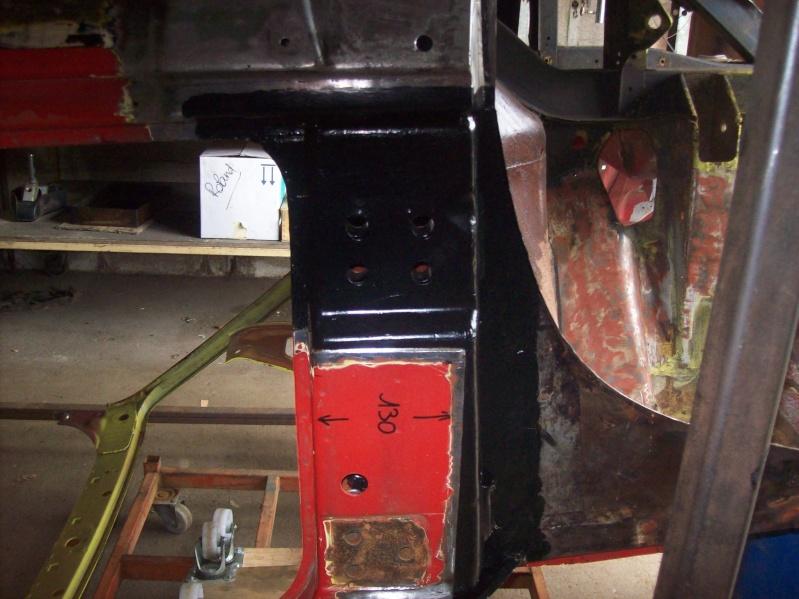 Restauration d'une Renault 17 TL Découvrable de 1973 100_7013