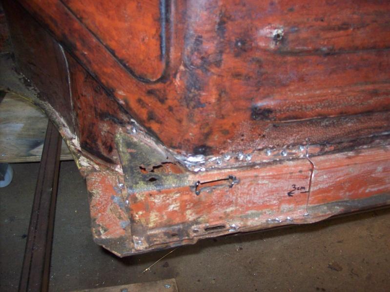Restauration d'une Renault 17 TL Découvrable de 1973 100_7113