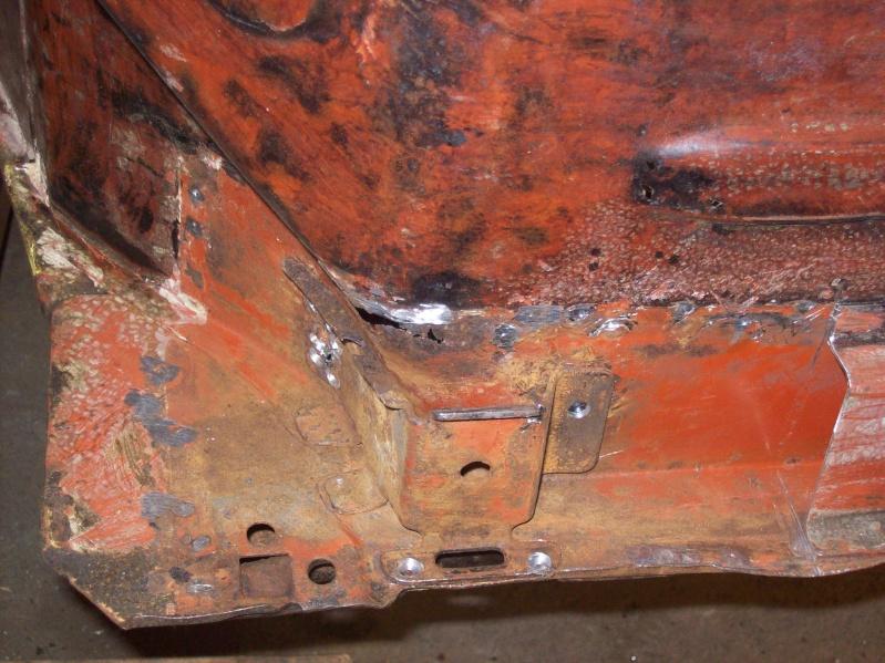 Restauration d'une Renault 17 TL Découvrable de 1973 100_7114