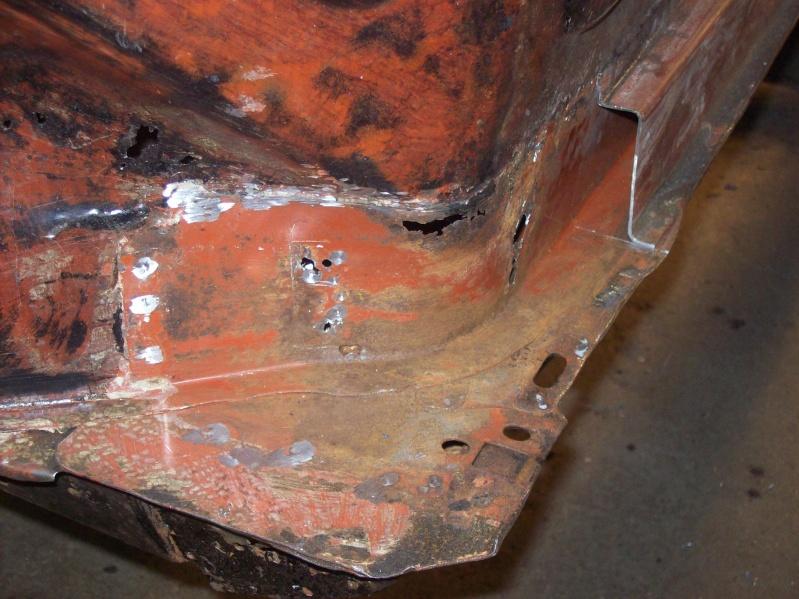 Restauration d'une Renault 17 TL Découvrable de 1973 100_7115