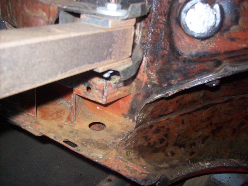 Restauration d'une Renault 17 TL Découvrable de 1973 100_7118