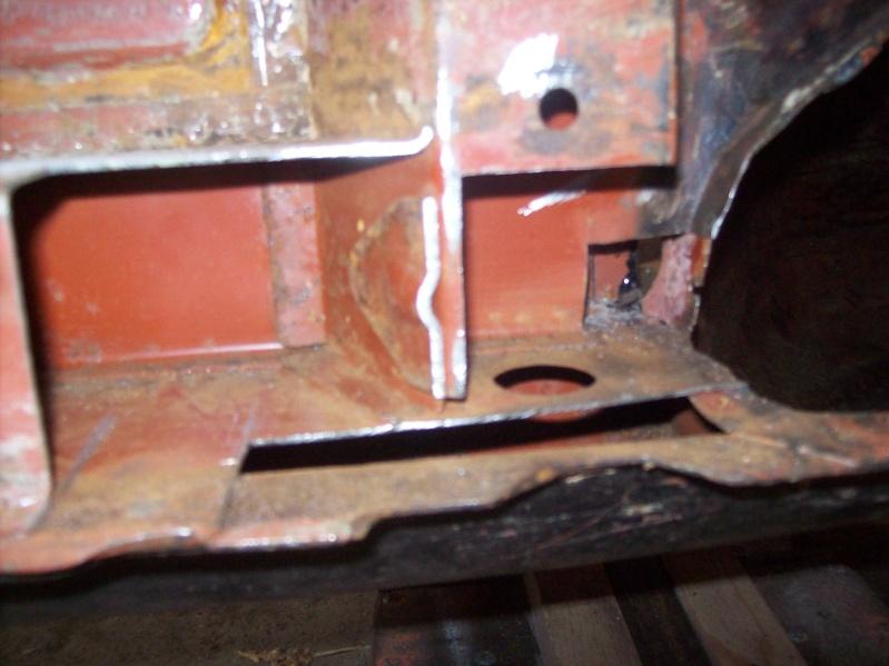 Restauration d'une Renault 17 TL Découvrable de 1973 100_7119