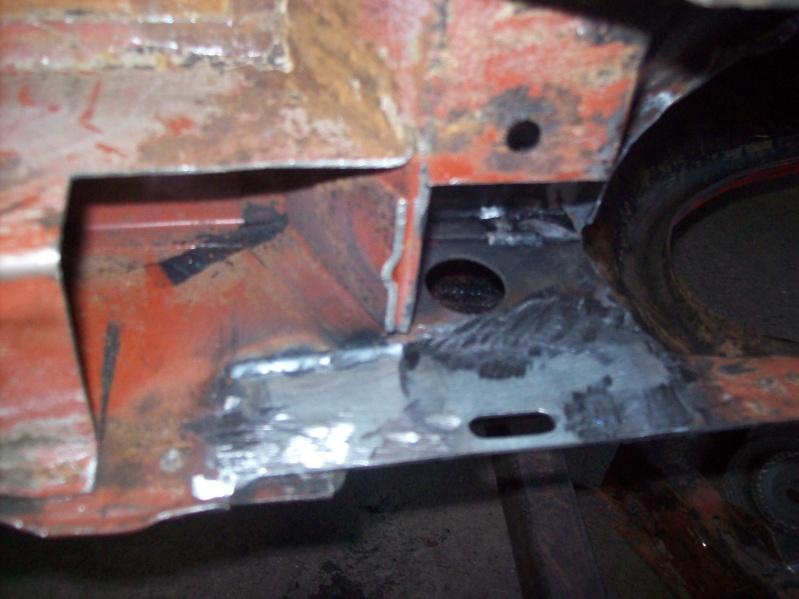 Restauration d'une Renault 17 TL Découvrable de 1973 100_7214