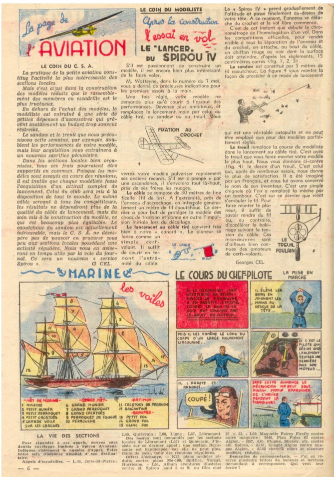 Le journal Spirou en 1942 06_avi10
