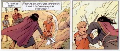 """""""La dernière conquête"""" - Page 4 Combat10"""