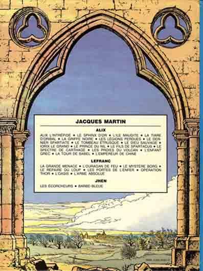 Albums Jhen : tirages de tête et éditions rares Jhen0310