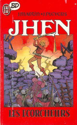 Albums Jhen : tirages de tête et éditions rares Jhen3a10