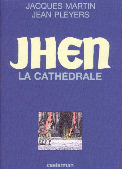 Albums Jhen : tirages de tête et éditions rares Jhen_c10