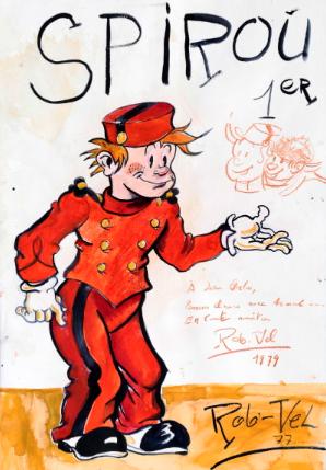 Spirou et ses dessinateurs - Page 3 Rob-ve10