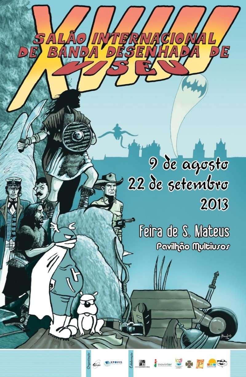 Bandes dessinées portugaises Vis110