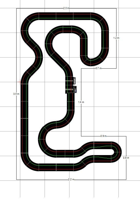 mon circuit routier Traca_10