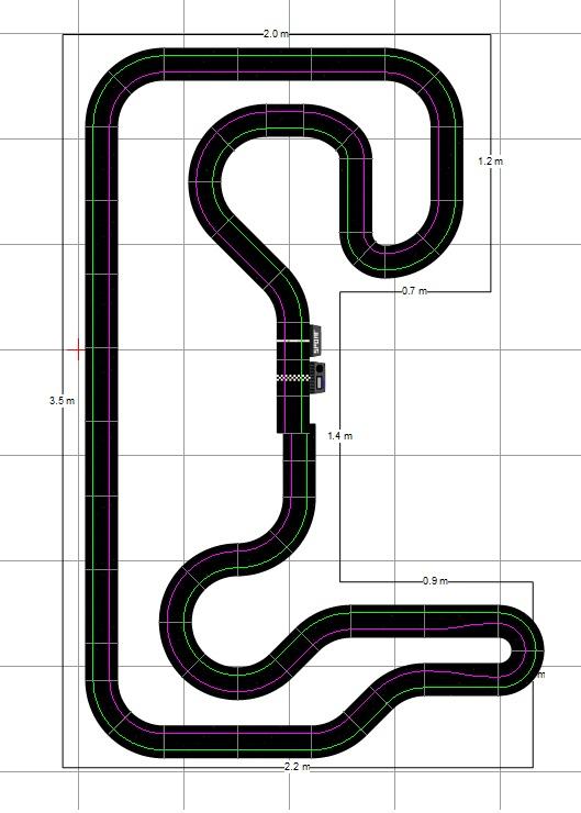 mon circuit routier Traca_11