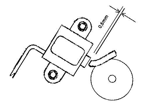 electronique - Remplacer l'allumage électronique d'une ETZ251 M04poi10