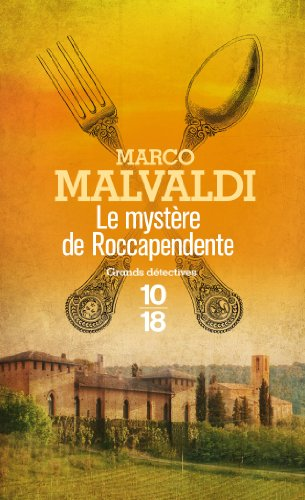 [Malvaldi, Marco] Le mystère de Roccapendente Cvt_le13
