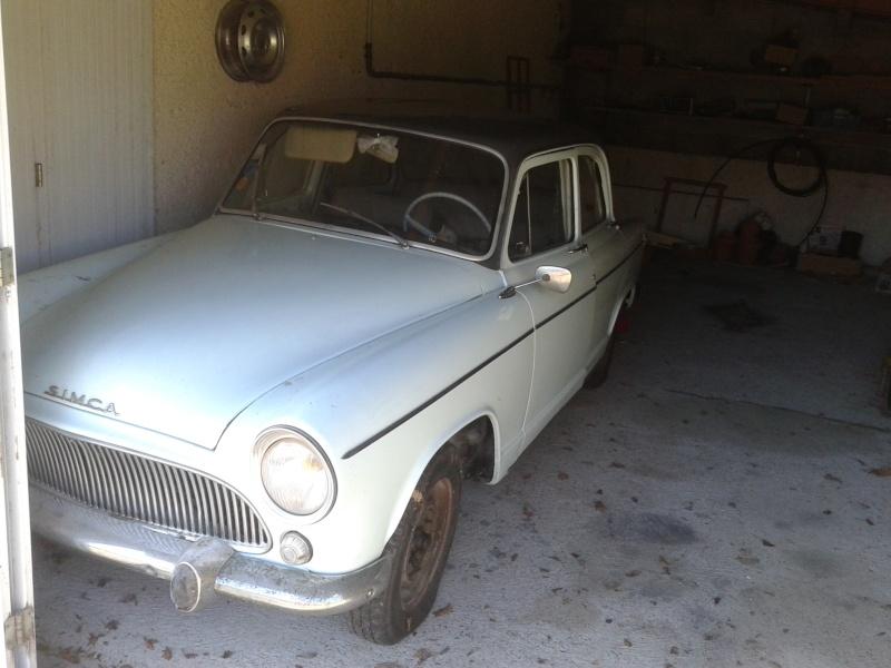 Ma simca P60 de 1964! 20130213