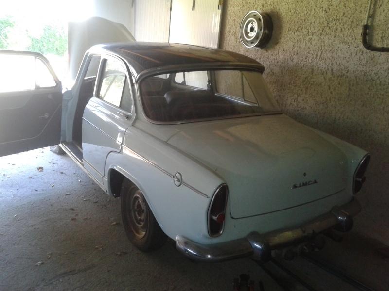 Ma simca P60 de 1964! 20130214