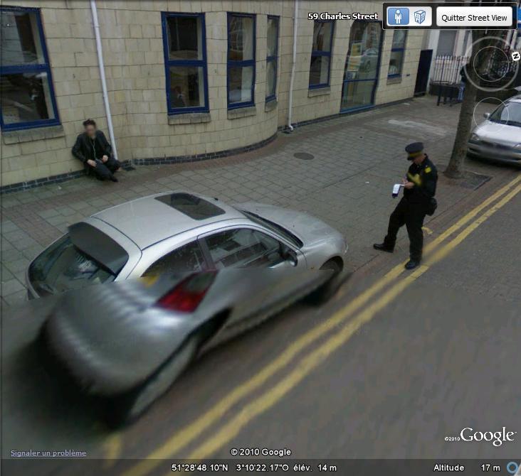 STREET VIEW : la Police en action - Page 2 Amande10