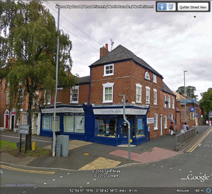 """Maisons natales des """"grandes figures"""" repérées dans Google Earth - Page 4 Tatche10"""