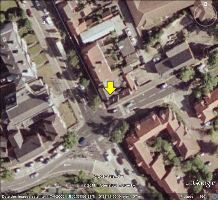 """Maisons natales des """"grandes figures"""" repérées dans Google Earth - Page 4 Tatche11"""