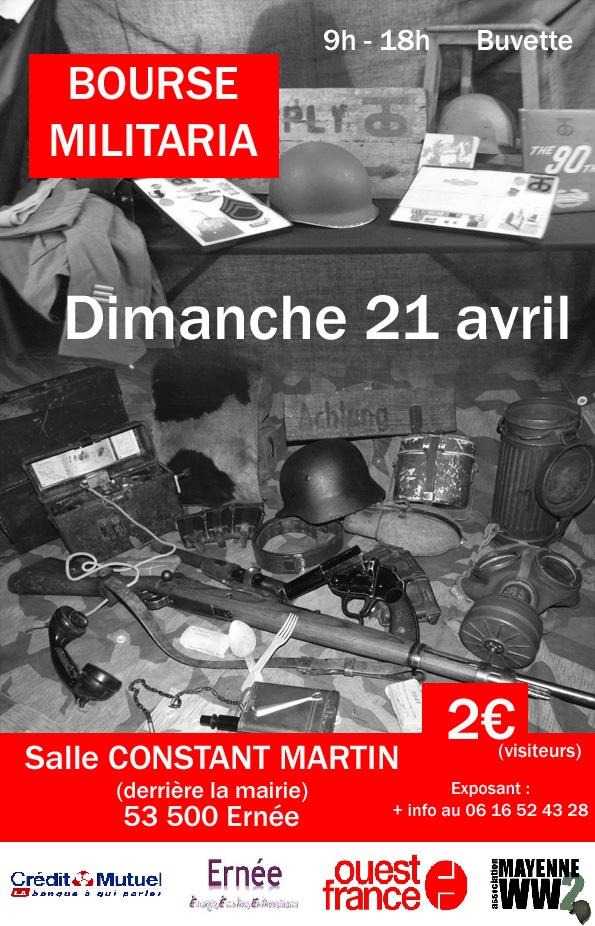 Bourse Militaria à Ernée - 21 avril 2013 Montag11