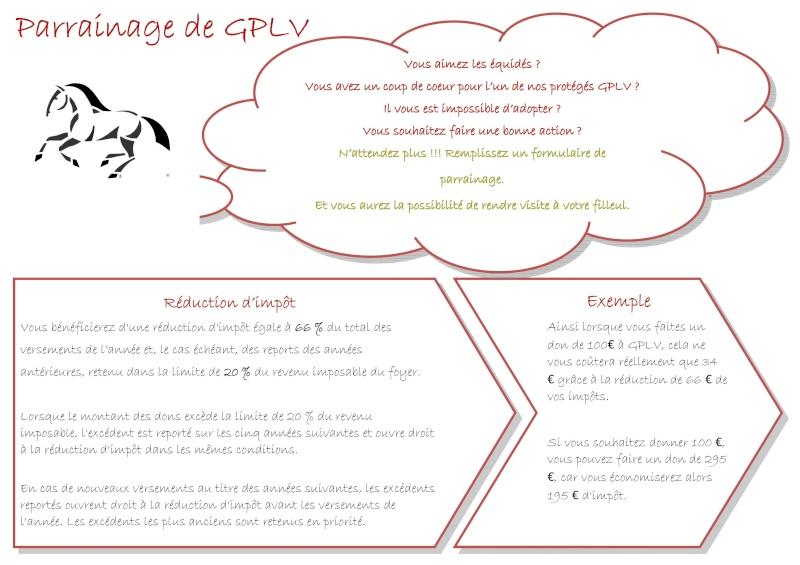 bulletin de parrainage - FORMULAIRE DE PARRAINAGE Parrai10