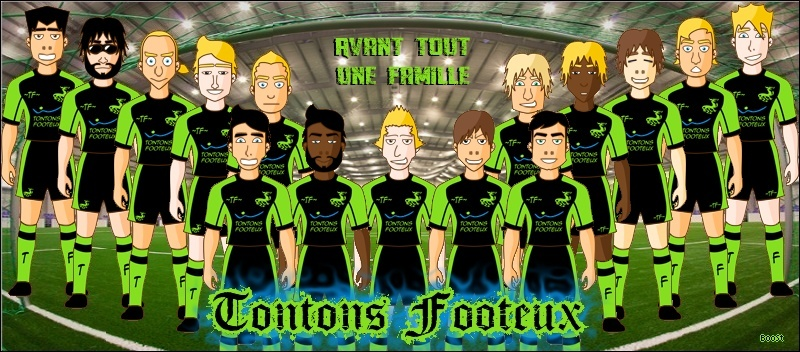 Entente des Tontons Footeux