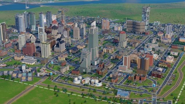 Photos de vos villes SimCity   - Page 2 Spark_10