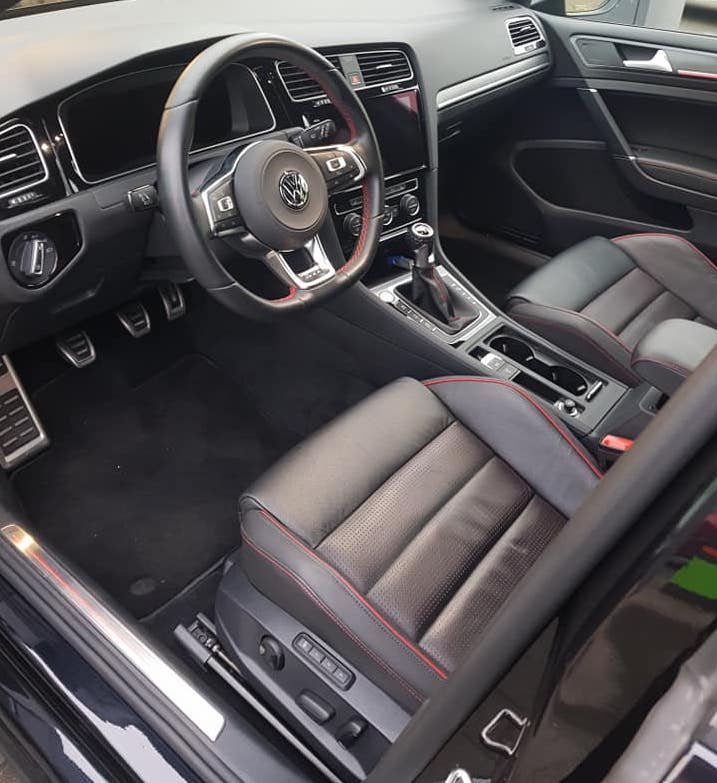 Golf 7 GTI restylée (version commerciale !) 1/1 82605310