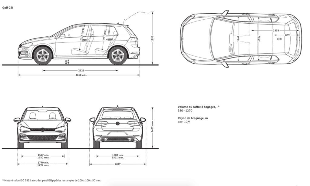 Golf 7 GTI restylée (version commerciale !) 1/1 Scher972