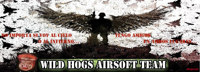 WILD HOGS TEAM AIRSOFT