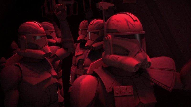 STAR WARS THE CLONE WARS - NEWS - NOUVELLE SAISON - DVD [2] - Page 37 Vlcsna10